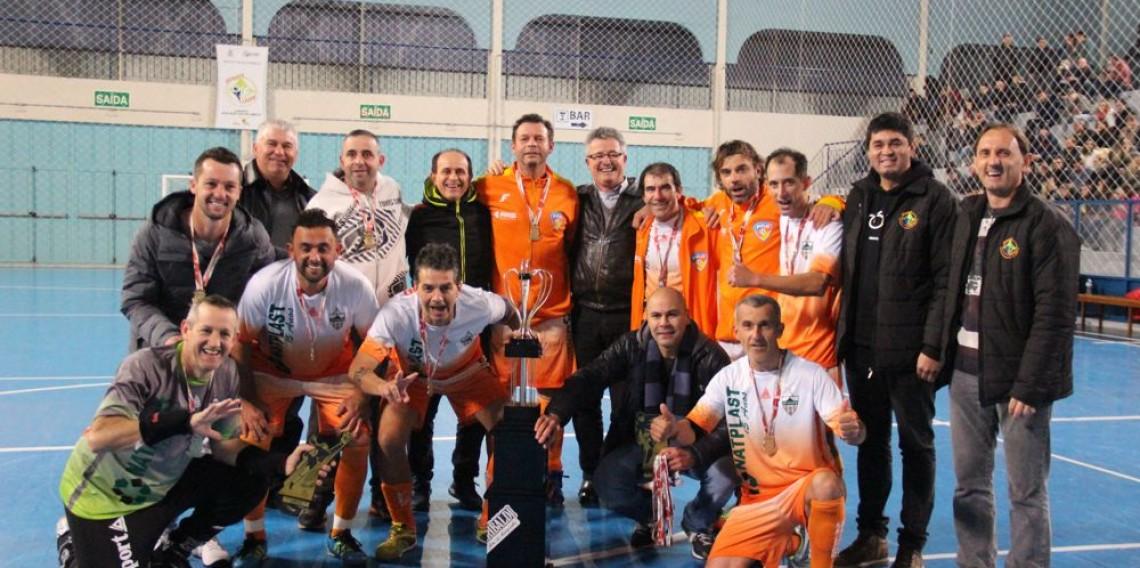 1º lugar Máster - Los Chácaras