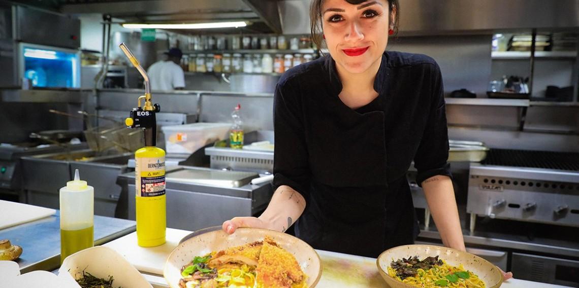 Chef Natália Tussi