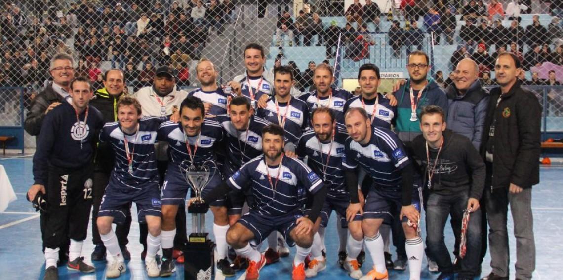 2º lugar Veterano - Los Godines