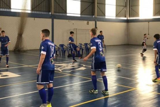 Garibaldi Futsal Sub-17