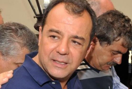 O ex-governador do Rio de Janeiro, Sérgio Cabral